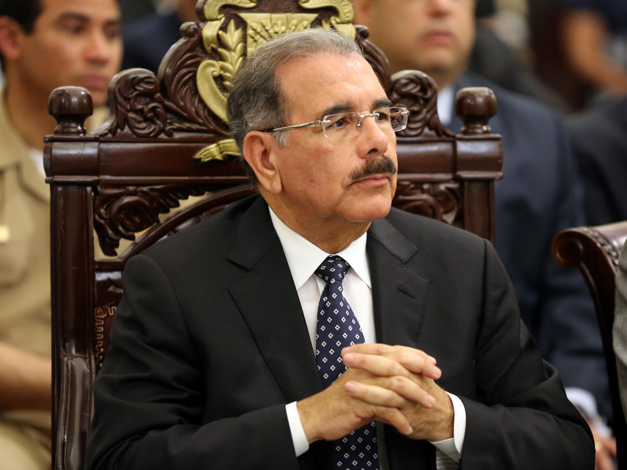 Presidente Danilo Medina designa nuevos funcionarios gubernamentales