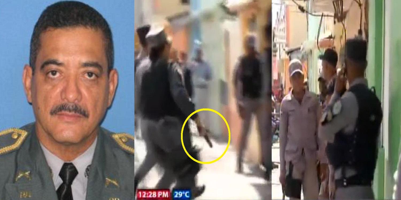 Image result for Hija de coronel de la policía asesinado en Bani considera a su padre lo traicionaron