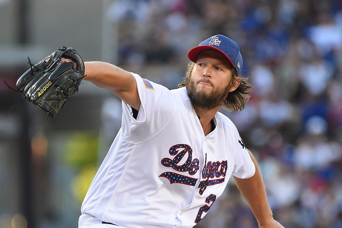 Podría Clayton Kershaw perderse el Día Inaugural — MLB