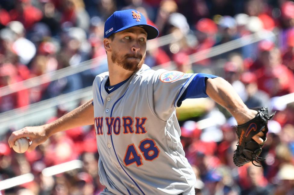 MLB: ¡Le darán descanso! deGrom baja por lesión con Mets