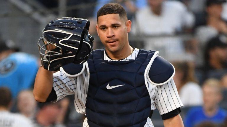 Gary Sánchez se une a la lista de lesionados de los Yankees