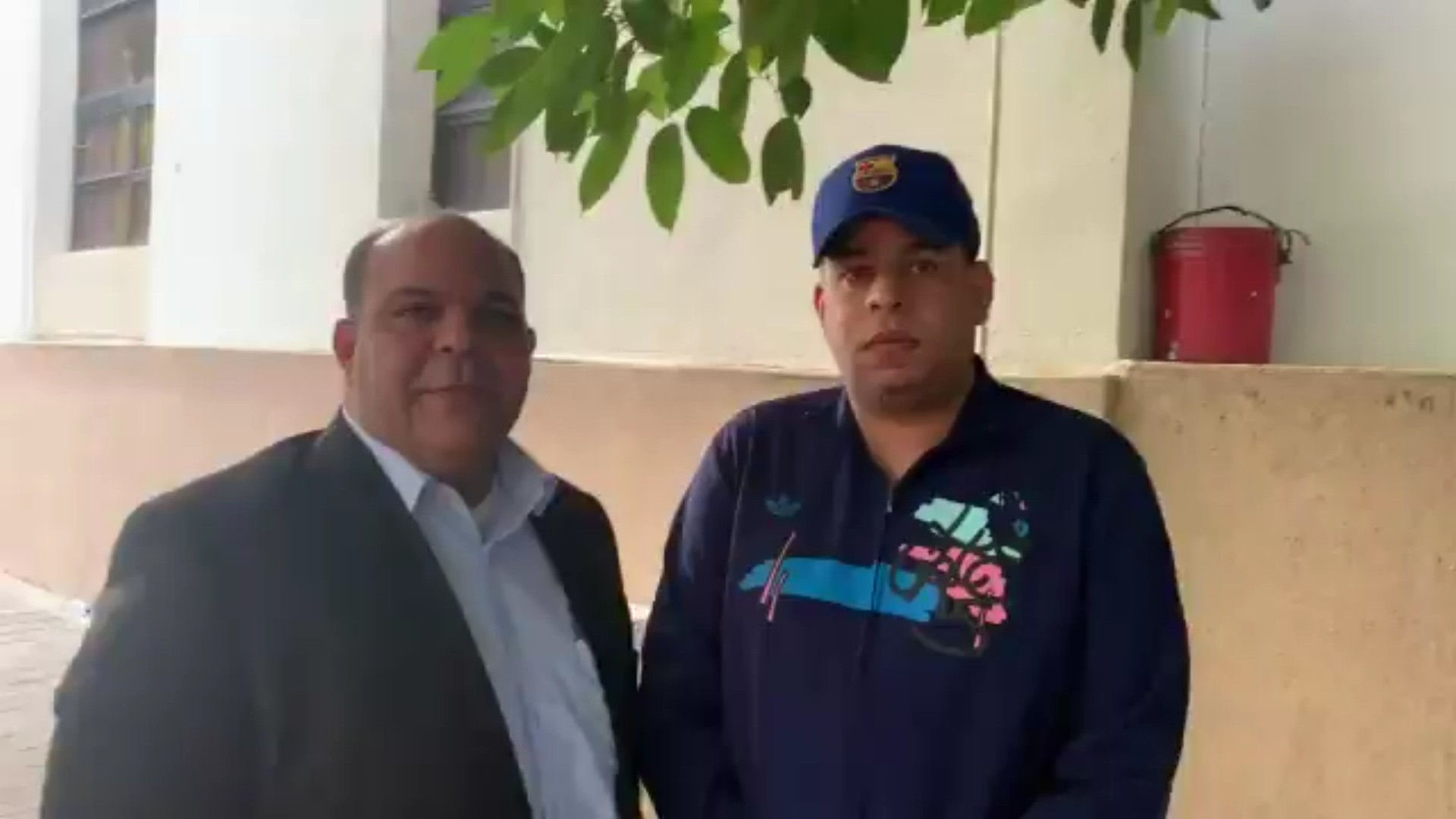Alias Jaque Mate implicado en red de Cesar el Abusador se entrega la justicia