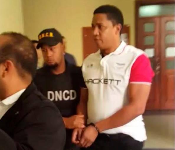Investigan por narcotráfico a dos expeloteros dominicanos