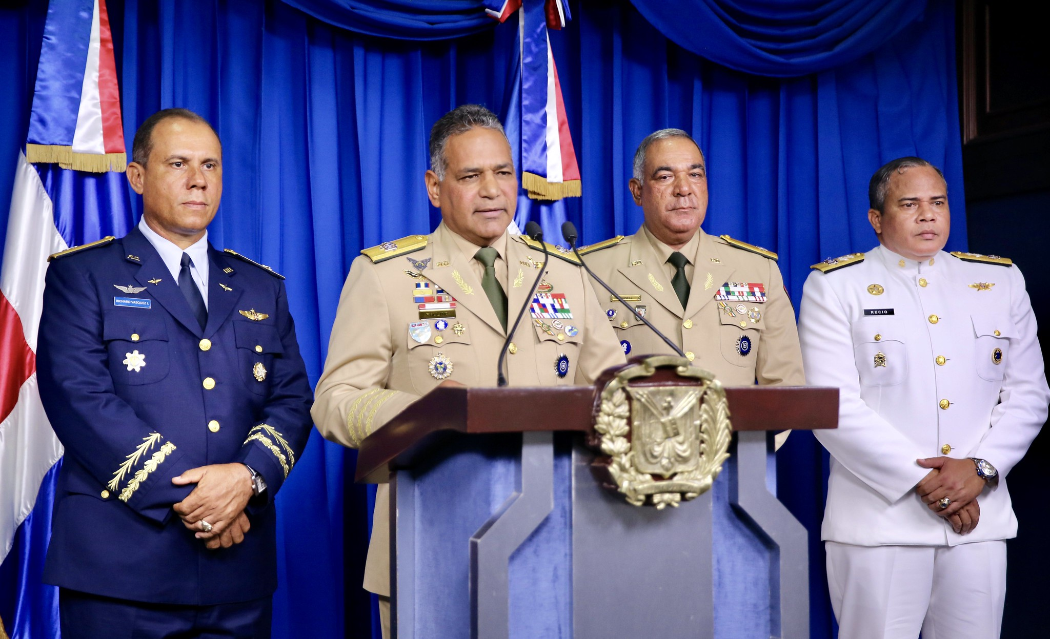 Cancelan teniente coronel que llamó a votar por Gonzalo Castillo