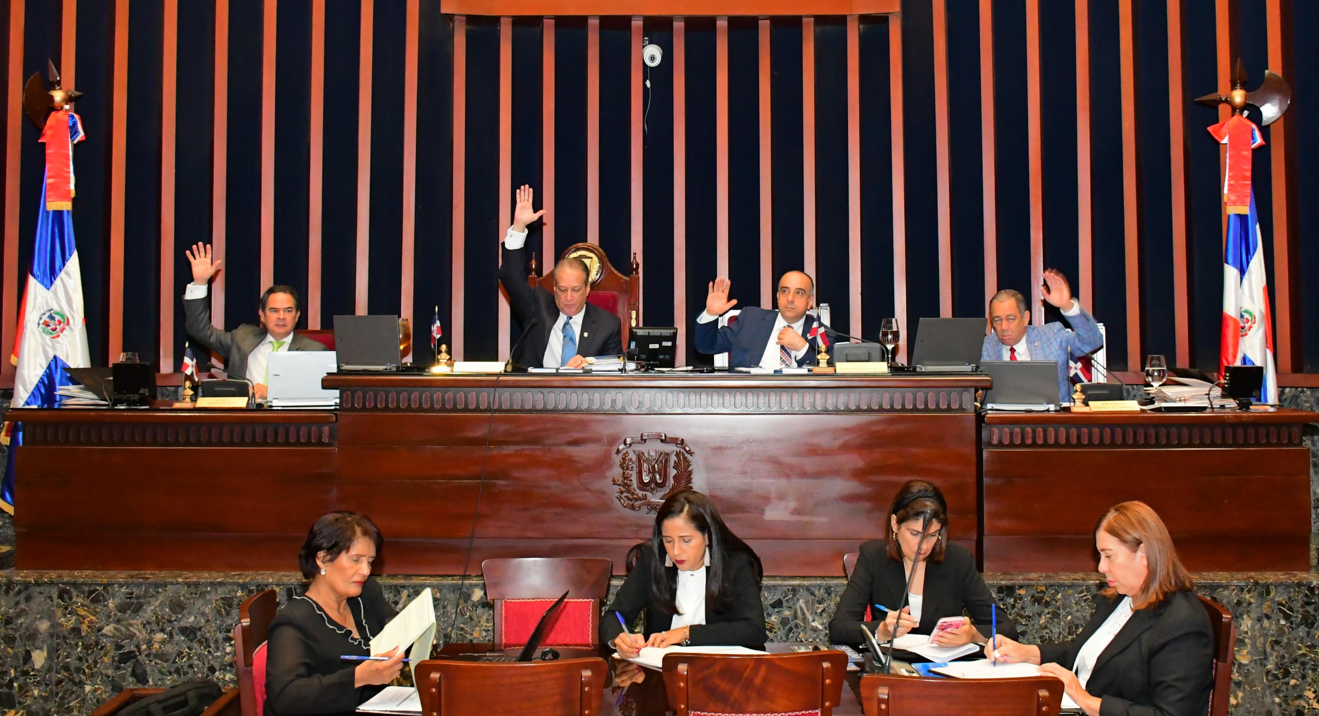 Senado env a presupuesto general a - Jose santiago vargas ...