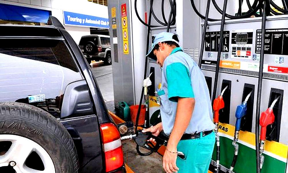Proceso.com.do :: Gobierno baja precios mayoría combustibles, pero sube el  del GLP
