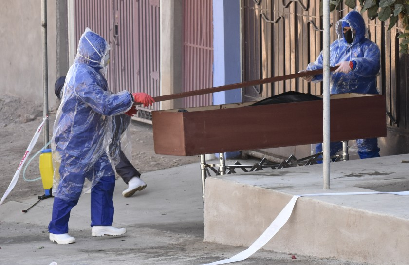 Proceso.com.do :: Más de 857.000 muertos por el coronavirus en el mundo