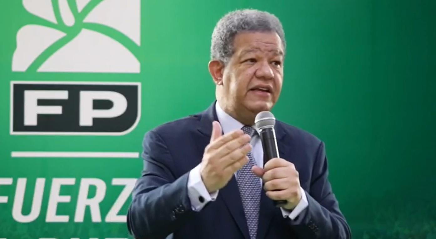 Proceso.com.do :: Leonel Fernández pide llevar ante OEA caso desvío Río  Masacre